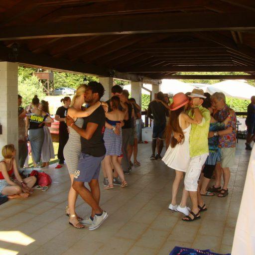 Zabawa taneczna w rytmach Kizomby