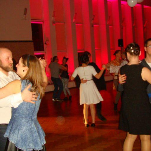 Szkoła Tańca, impreza taneczna